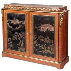 Meubles anciens on pinterest louis xvi victorian for Meubles orientaux