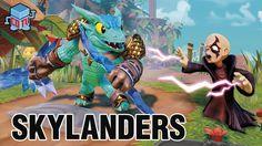 Will Skylanders Trap Team have Heroes Vs Villains Battle Mode #skylanders #toys #collecting