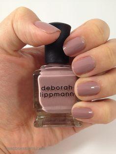 Deborah Lippmann nail polish color, Modern Love