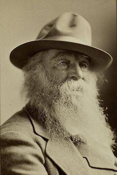 Walt Whitman, 1878