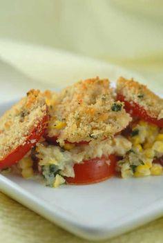 Gluten Free End of Summer Casserole Recipe