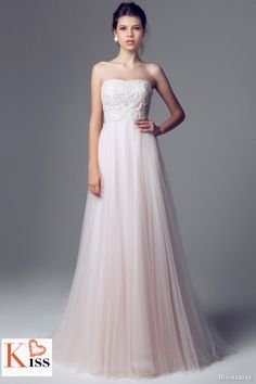 Pink 2014 Wedding Dresses Collection From Blumarine