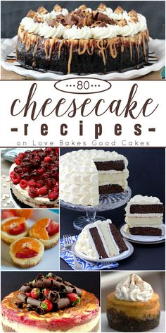 80 Cheesecake Recipe