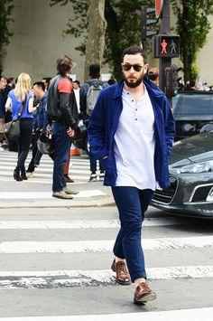 Nice and casual. #fashion