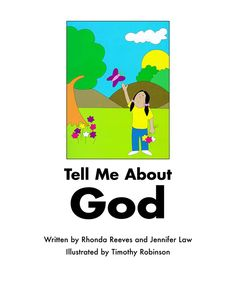 Joye Smith shares practical ways that we can teach preschoolers about God and His love.
