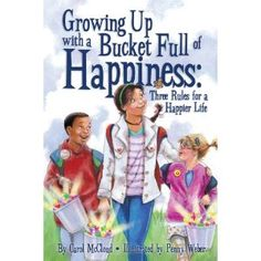 geared towards the older students - 3rd grade and up. It is a chapter book and written perfectly with wonderful illustrations for the reader to look at. This is not a long book - it's just right. Carol introduces new concepts to students    *Group Bucket Filling   *How To Avoid Dipping   *Accidental Dipping   *Thoughtless Dipping   *Selective Dipping   *Group Dipping   *Dipping on Television   *Long-Handled Dipping   *Use Your Lid   *Use Your Lid for Others   *Advanced Bucket Fillers   *When A Lid Doesn't Work     All of this new language is exactly what the older kids need. I highly recommend teachers, parents, school librarians, and school counselors to buy this INVALUABLE resource.