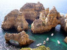 Lagos (Algarve), Portugal