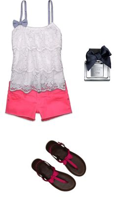 """abercrombie outfit"" by emmamiller23 on Polyvore"