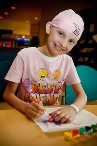 How kids can support a friend or classmate going through childhood cancer treatment