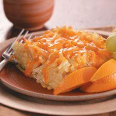 Image detail for -Ginnys Low Carb Kitchen: Cauli-Hashbrown Breakfast Casserole