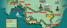 Rutas por Mallorca en moto 3 itinerarios para descubrir la isla con las BMW C 600 Sport, F 800 R y R 1200 GS de la flota de alquiler.