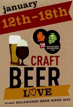 #Kalamazoo #CraftBeer Week! #beerweek