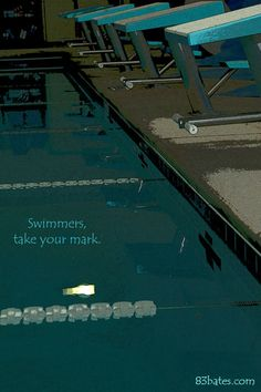 Swim team gift ideas.