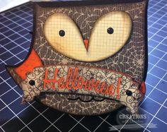 Creations with Christina: Halloween Card