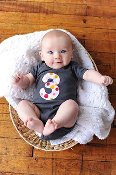 3 month baby