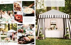 Outdoor Party Food