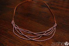braid bead, bead necklaces