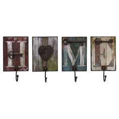 Gorg 4 Piece Casa Wall Hook Set - inspiration for DIY?