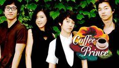 Coffee Prince. Korean Drama.