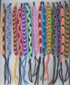 string bracelets
