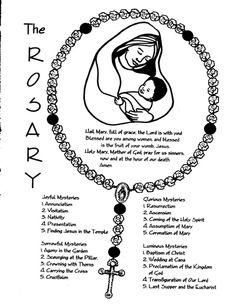 Rosary Craft