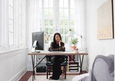 The Everygirl Food Editor and Creative Consultant Juley Le #theeverygirl #career