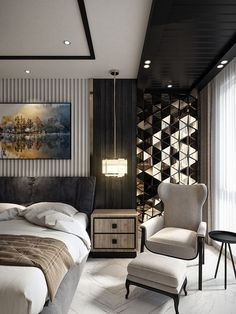 Wondering where to find the best selection of lighting inspiration for your bedroom? Discover Luxxu's selection at luxxu.net #interiordesignideas #luxury #interiordesign #lighting #bedroom #bedroomdecor