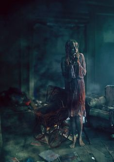Create a Horror Movie-Themed Photo Composition in Photoshop | Psdtuts+