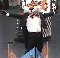Aubie wins eighth UCA Mascot National Championship | Wire Eagle