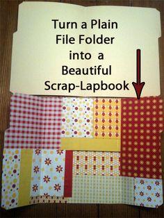 Scrap-lapbook