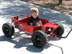 off road buggy wagon