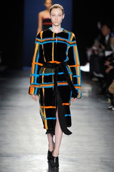 The Best Fur Coats for Fall 2014 - Altuzarra fall 2014