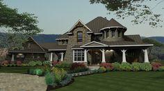 L'Bella Liza House Plan - 2325 island