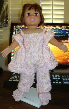Ladyfingers - American Girl Doll Clothes