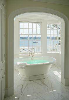 dreamy bathtub