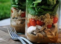 Meals In A Jar: From Savory Dinner To Sweet Desserts