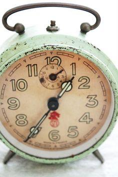 Blue Alarm Clock More pins under www.supondo.com