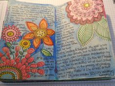 Does anyone know what kind of pen to use in mixed media.. ive tried so many....  pages by alteredbeth2