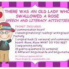 THERE WAS AN OLD LADY WHO SWALLOWED A ROSE FREE ACTIVITIES