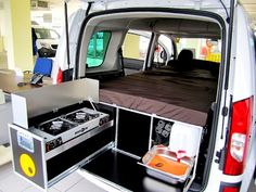 Need a kitchen in your van? You be needin one of these then ;-) #campervan