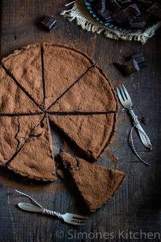 Chocolate Pie #recipe