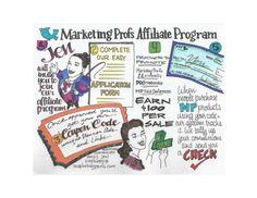 MarketingProfs Affiliate Program. Want to participate? Details here: http://partners.marketingprofs.com/affiliates