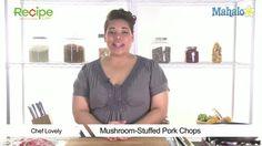 How to Cook Stuffed Pork Chops