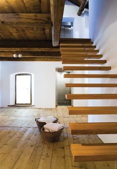 I ♥ floating stairs