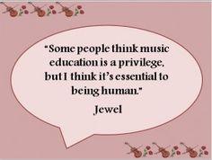 classical music education useful quotes arts advocates