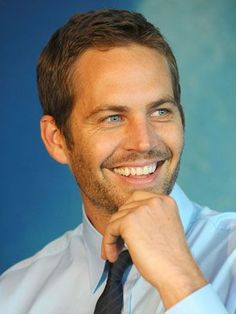 Paul Walker Smile