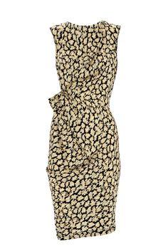 Drape dress with a lovely pattern Drape Dress #topfashion #kathyna257892 #DrapeDress #Drape  #Dresses #summerdress www.2dayslook.com