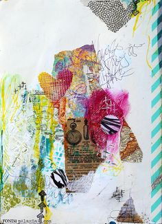 Ronda Palazzari Time Art Journal