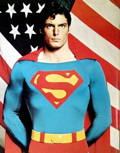 Will always be my one & only #SUPERMAN  #ChristopherReeve