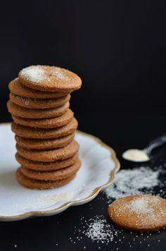 Biscoitos de Melaço